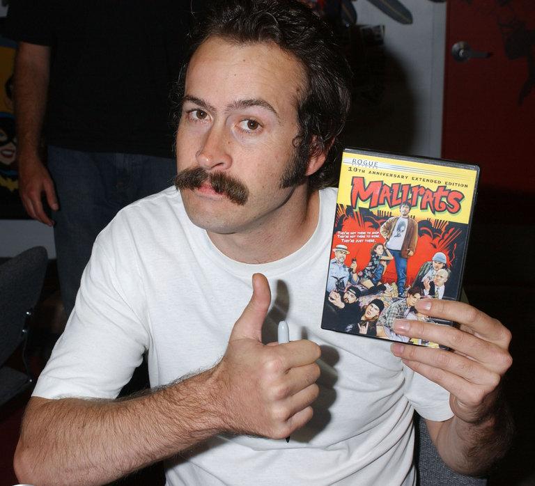 "Universal's ""Mallrats"" 10th Anniversary DVD Signing"