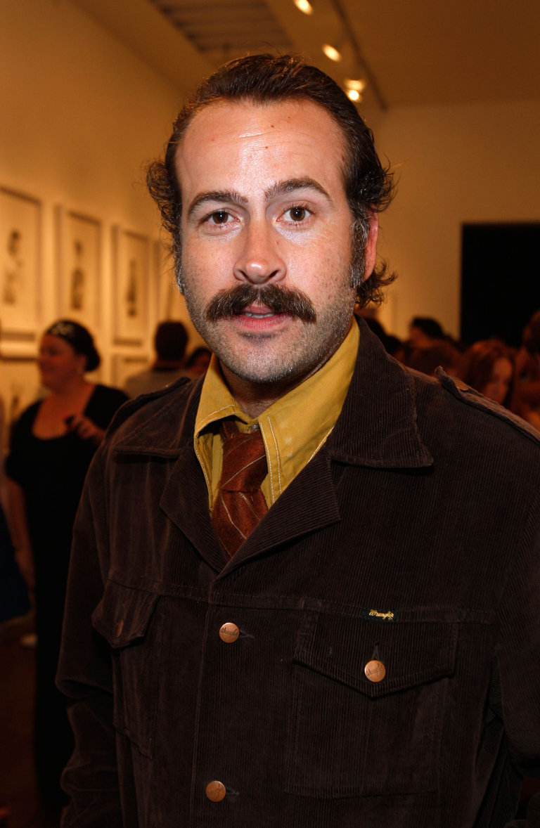 "Jason Lee Hosts ""Whistling Past The Graveyard"" Art Opening"