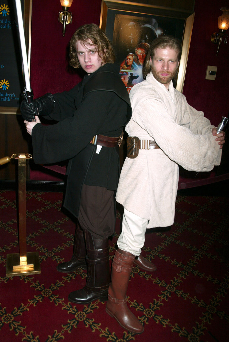 """""""Star Wars Episode III, Revenge Of The Sith"""" New York City Benefit Premiere - Inside Arrivals"""