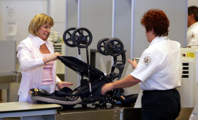 TSA Adds Screeners For Busy Summer Travel Season