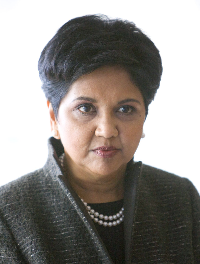 PepsiCo Chairman Indra Nooyi Speaks At Investor Meeting