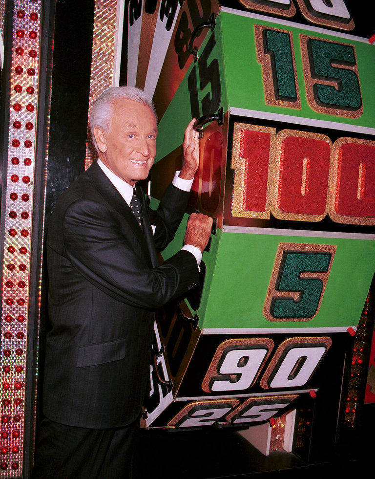 Bob Barker Price Is Right 30th Anniversary