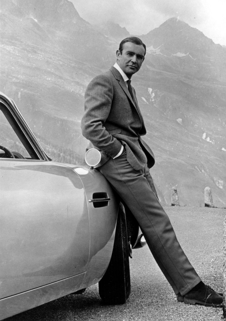 Photo of James Bond