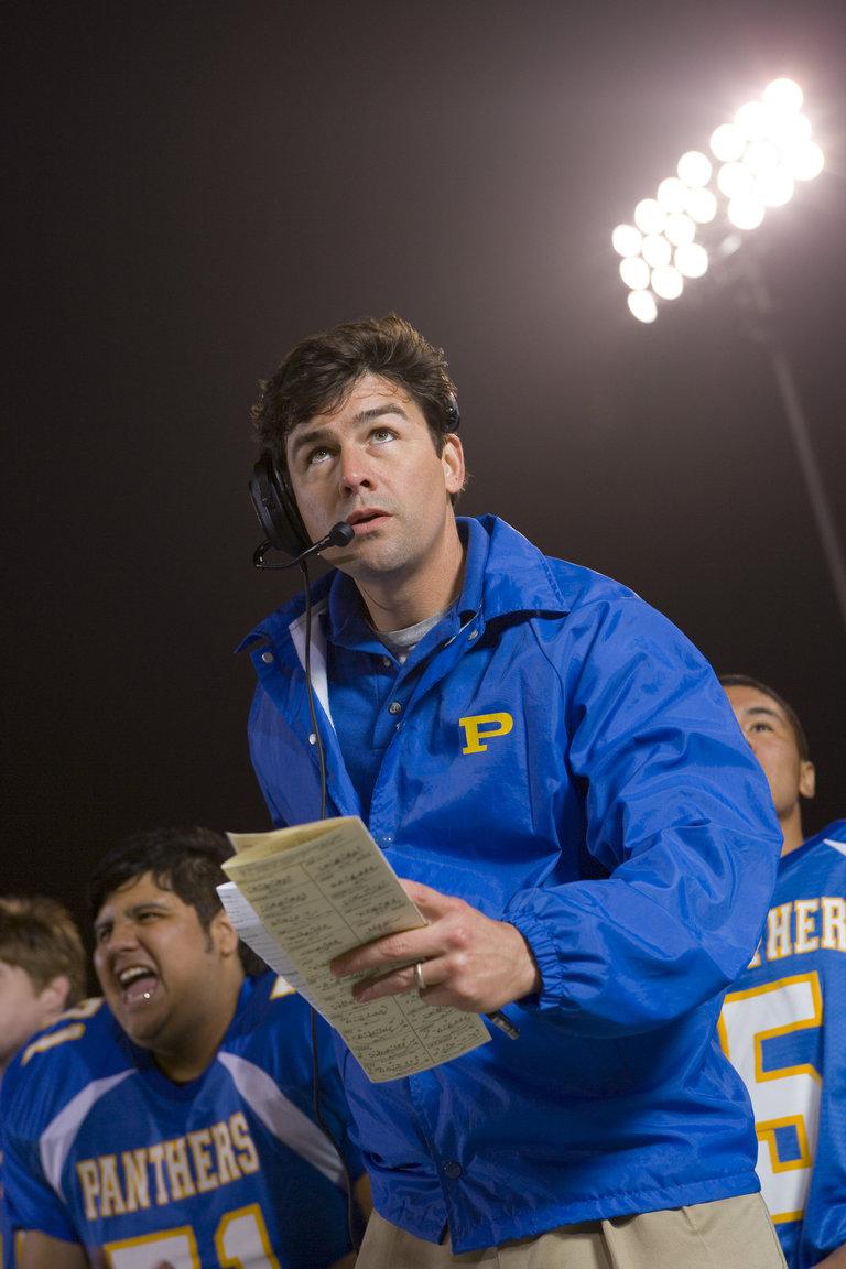 Coach Eric Taylor