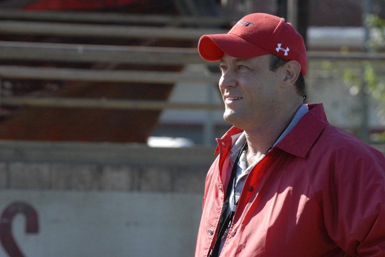 Coach Stan Traub