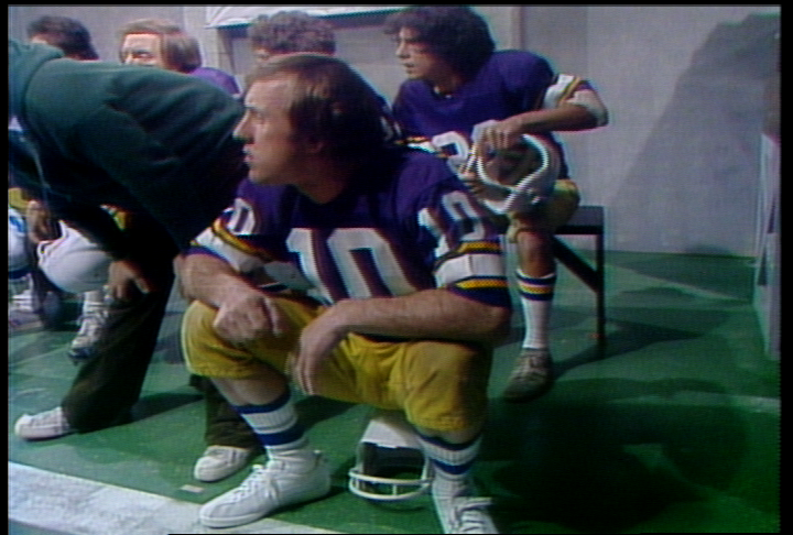 Fran Tarkenton - January 29, 1977
