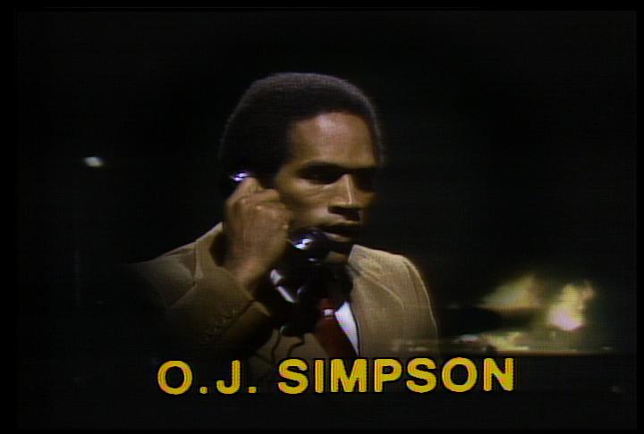 O. J. Simpson- February 25, 1978