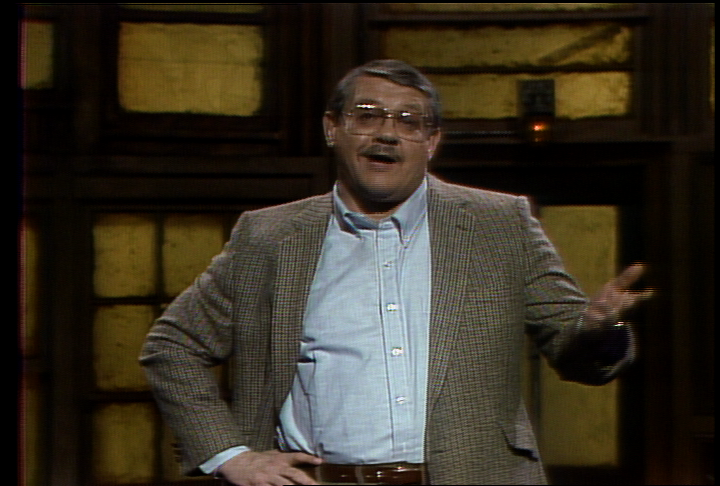 Alex Karras - February 2, 1985