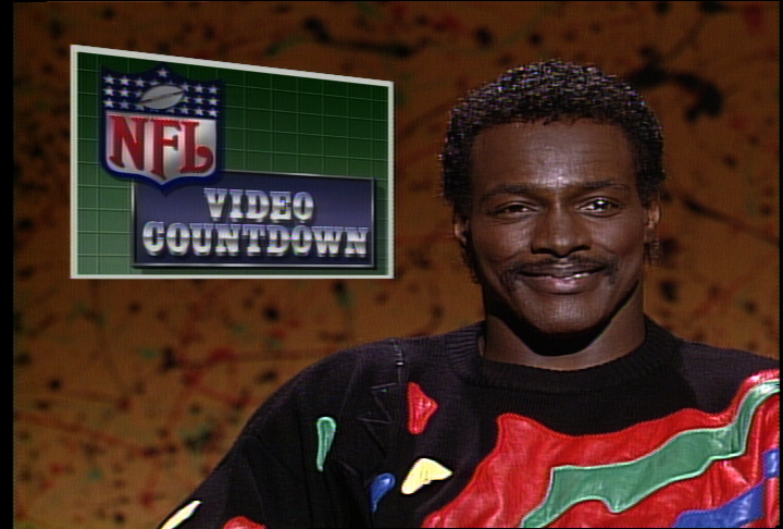 Walter Payton - January 24, 1987