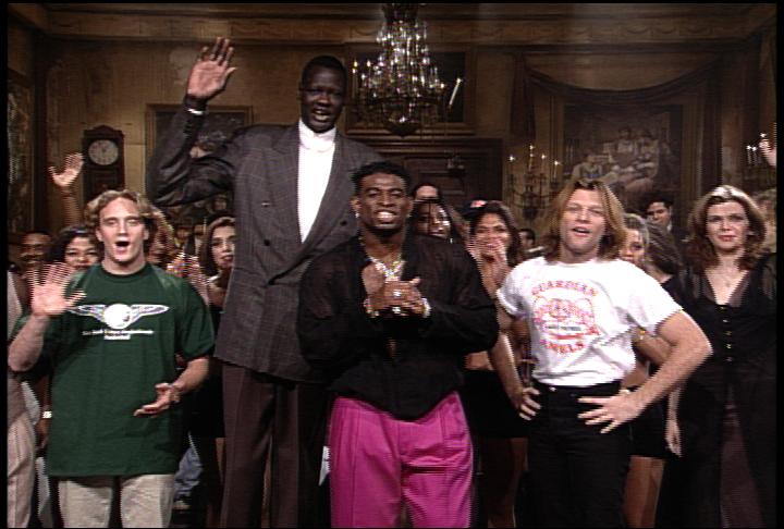 Deion Sanders - February 18, 1995