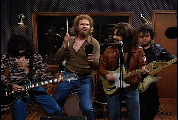 Behind the Music (More Cowbell)