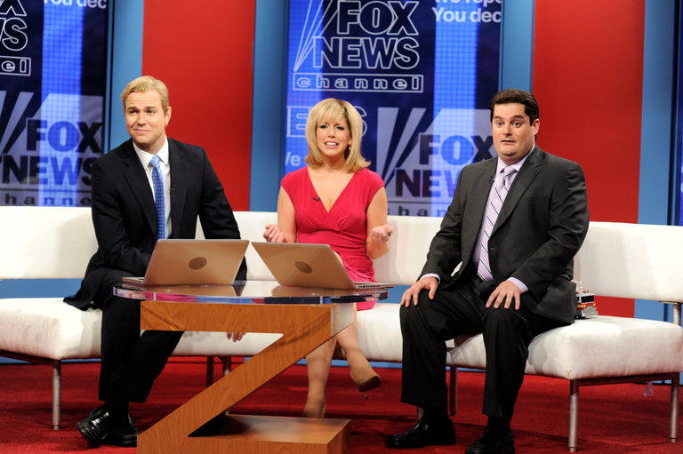 Fox and Friends on Romney Cold Open
