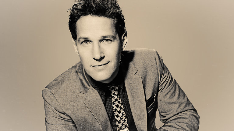 Host Paul Rudd