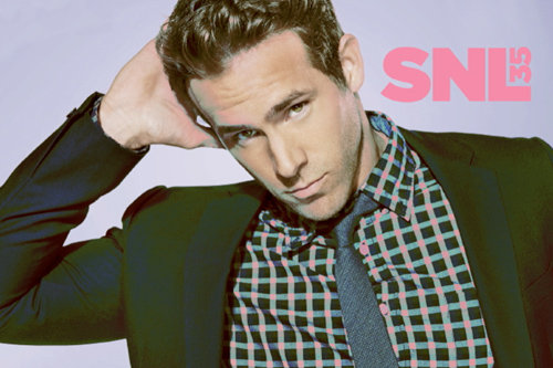Ryan Reynolds Photo Bumper