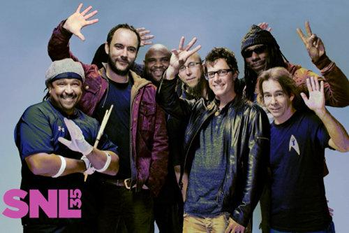 Dave Matthews Band Photo Bumper