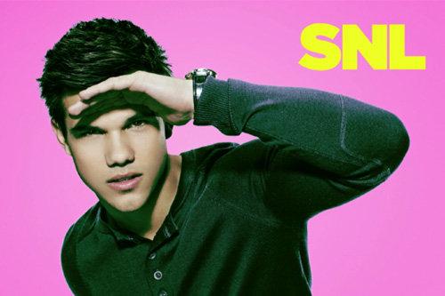 Taylor Lautner Photo Bumper