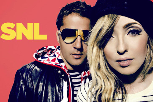 Ting Tings photo bumper