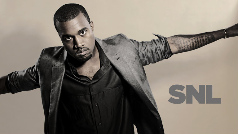Kanye West Photo Bumper