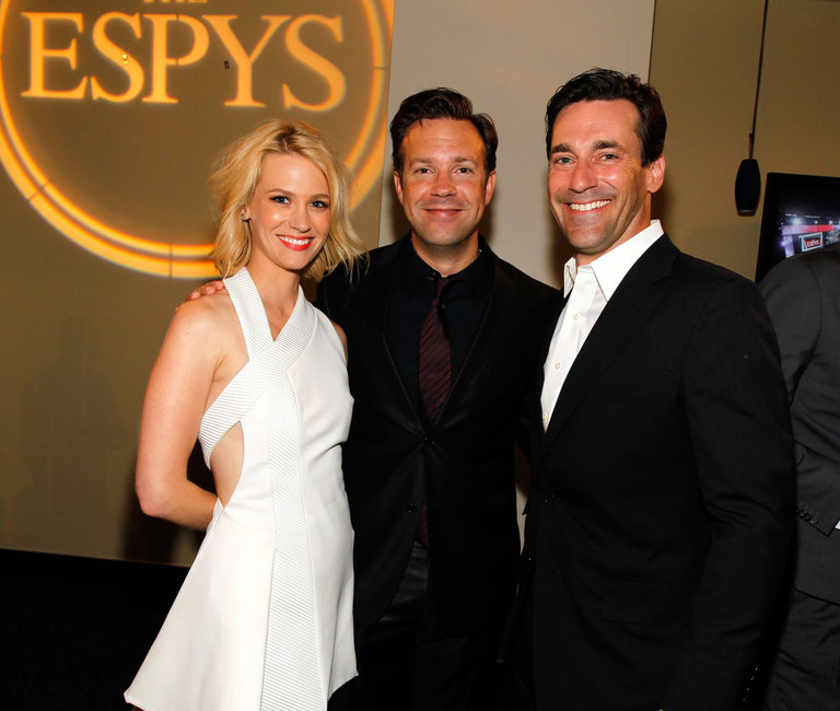 2010 ESPY Awards - Backstage & Audience