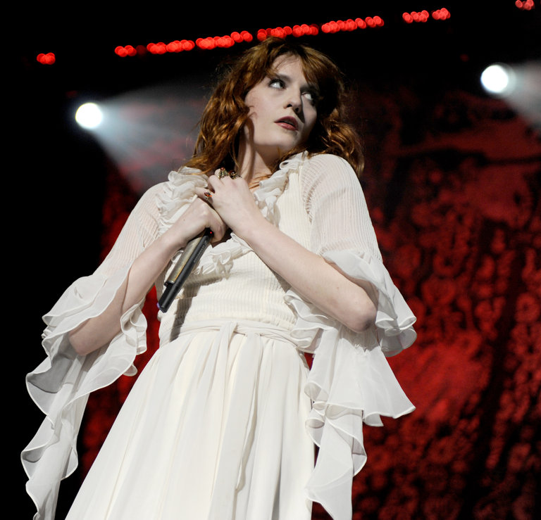 Florence And The Machine In Concert - Oakland, CA