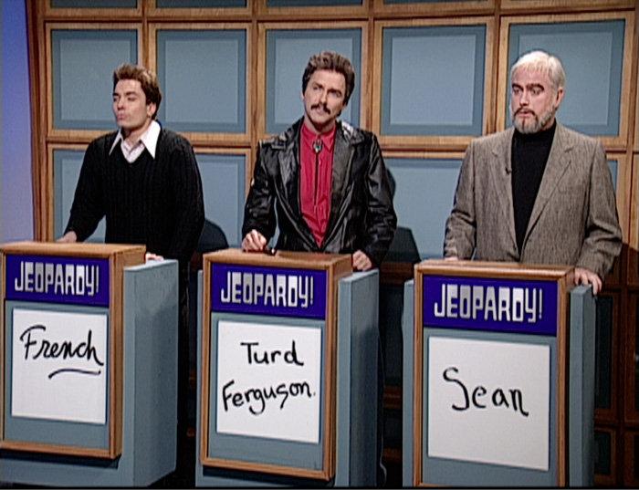 Celebrity Jeopardy