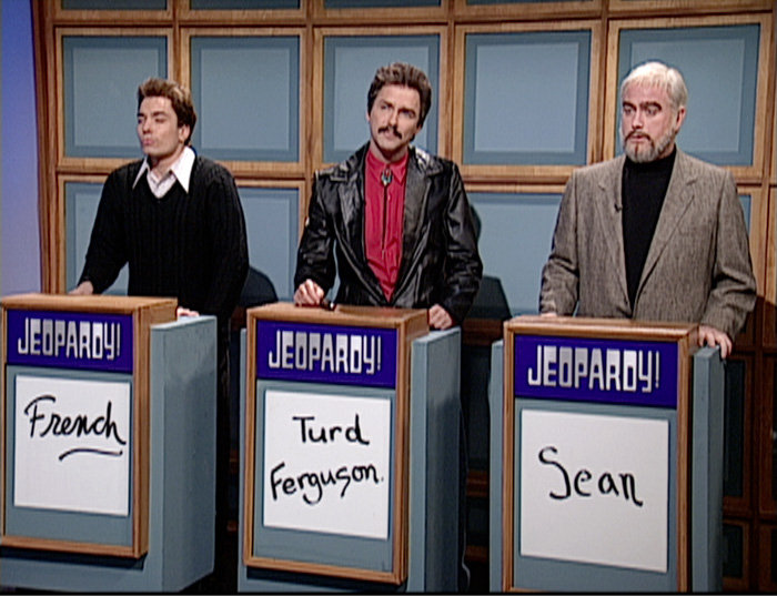 Celebrity Jeopardy