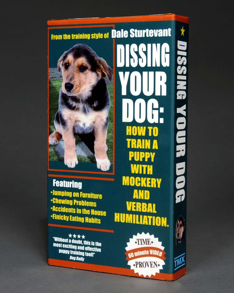 Dissing Your Dog