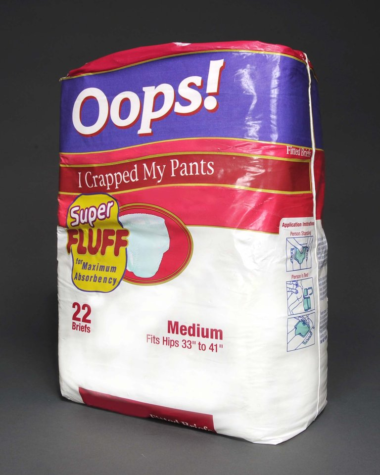 Oops! I Crapped My Pants