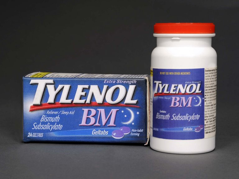 Tylenol BM