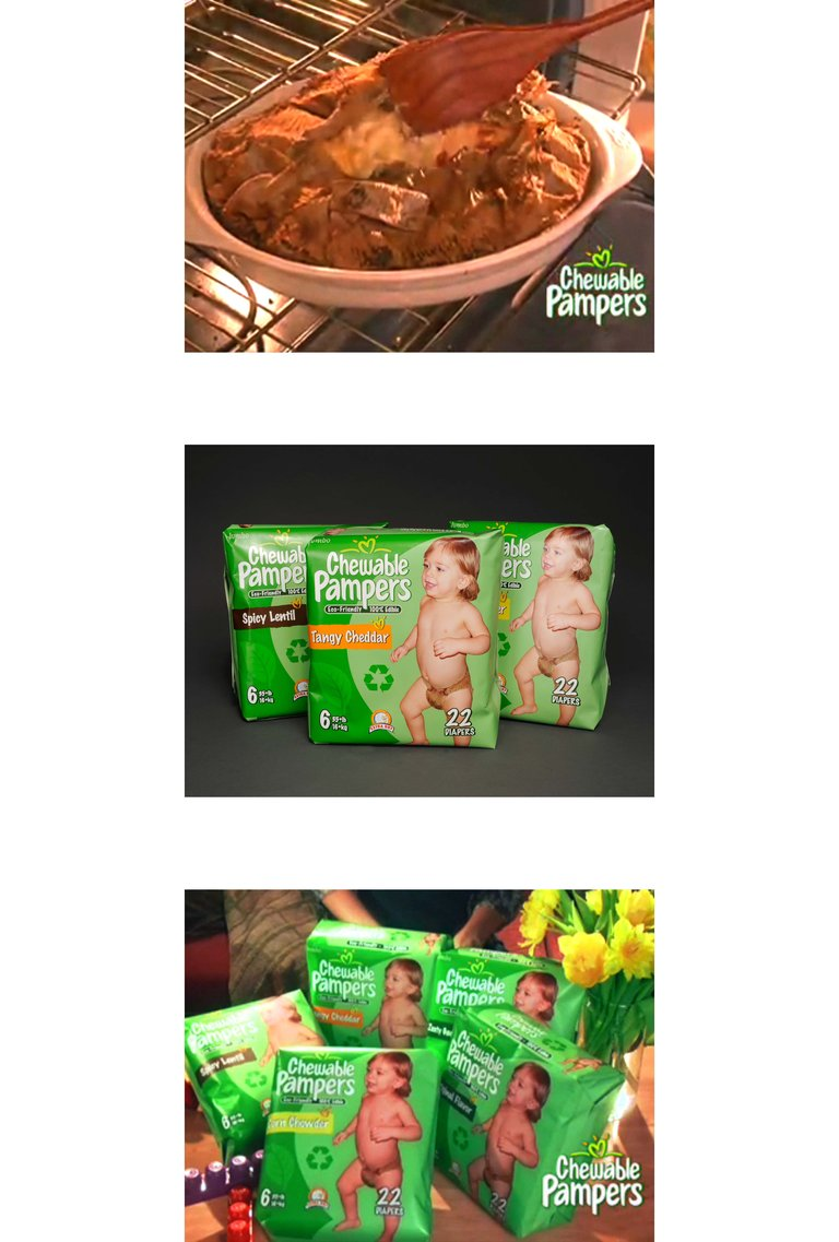 Chewable Pampers