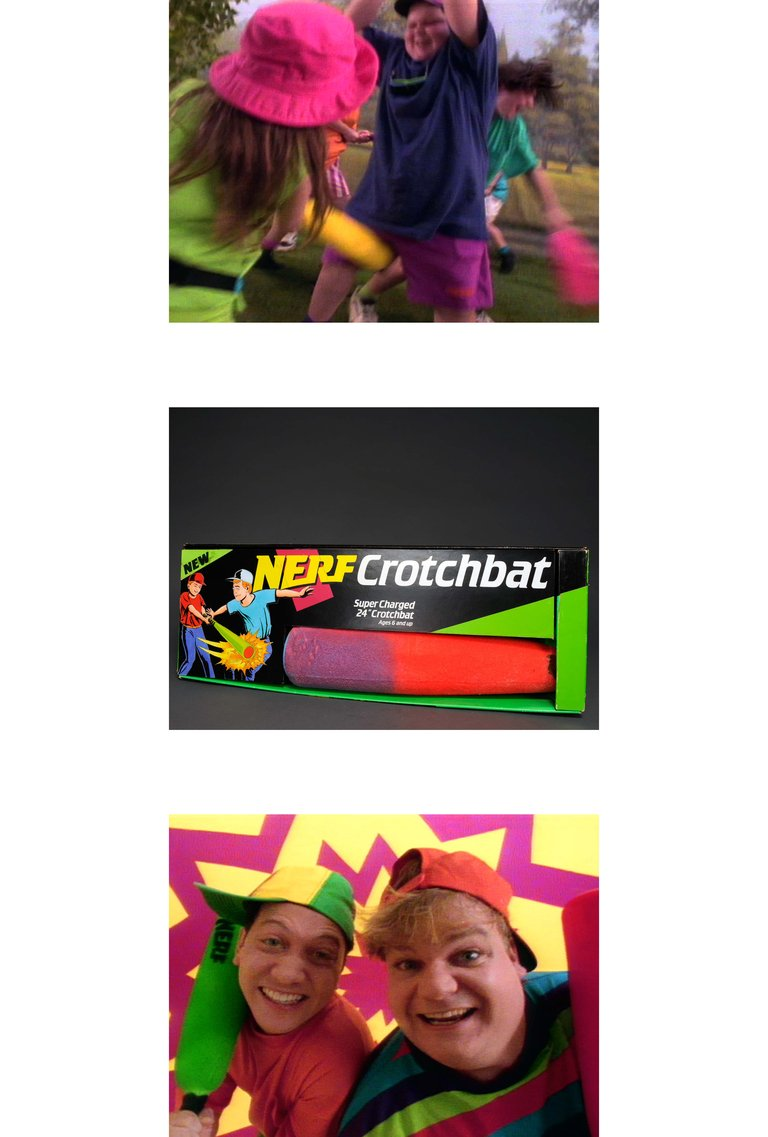Nerf Crotchbat
