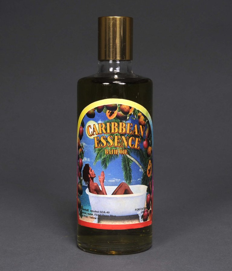 Caribbean Essence Bath Oil