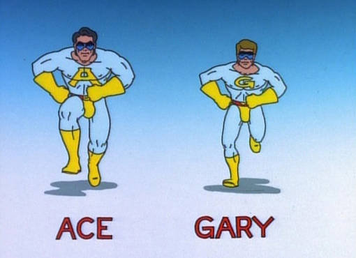 Ambiguously Gay Duo