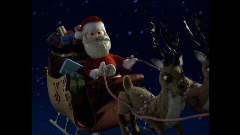 Blue State Santa