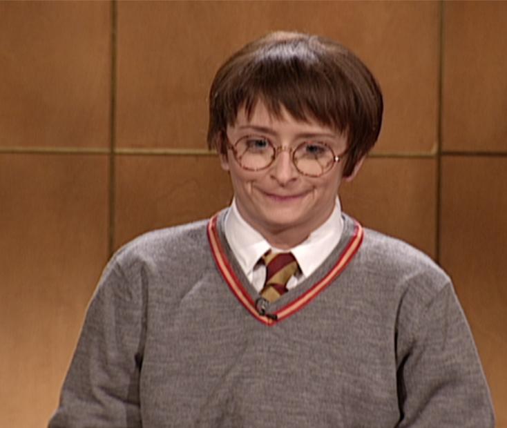 Harry Potter on Weekend Update