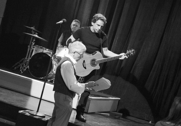 Flashback Photo: 10/8/2011 - Ben Stiller