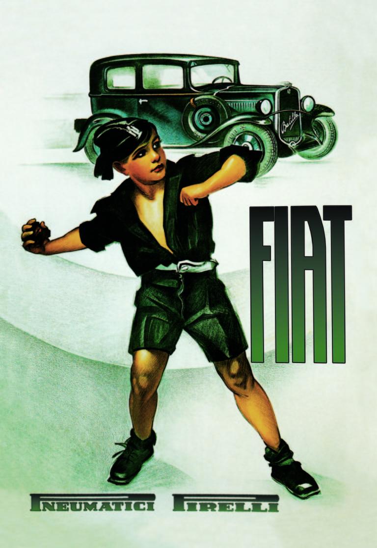 Fiat Pneumatica Pirelle