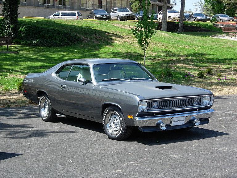 1971 Plymouth DustAAR