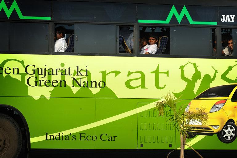 2012 Tata Nano: Factory Tour