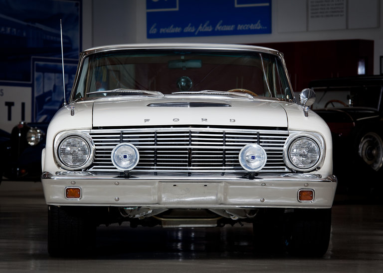 Jay leno 39 s garage ford falcon photo 317151 for Garage ford maurecourt 78