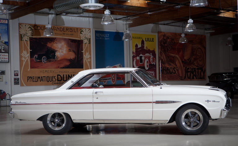 Jay leno 39 s garage ford falcon photo 317236 for Garage ford 78 plaisir