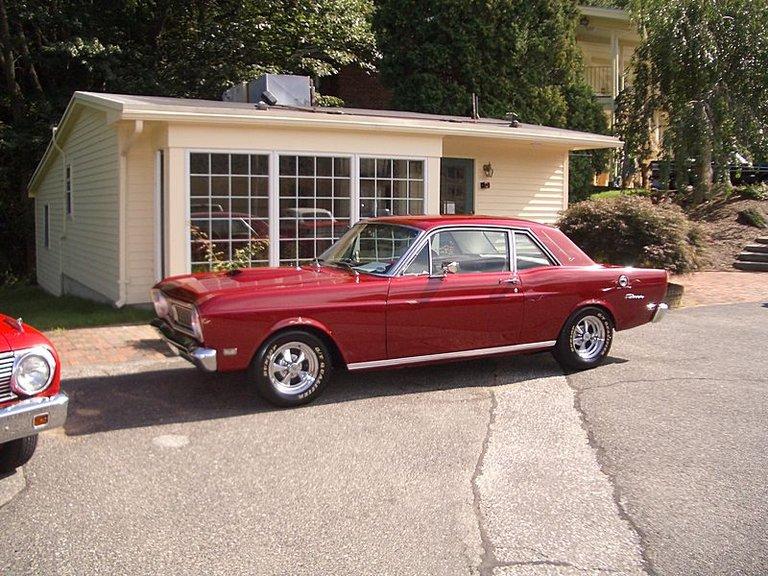 1969 Ford Falcon Futura