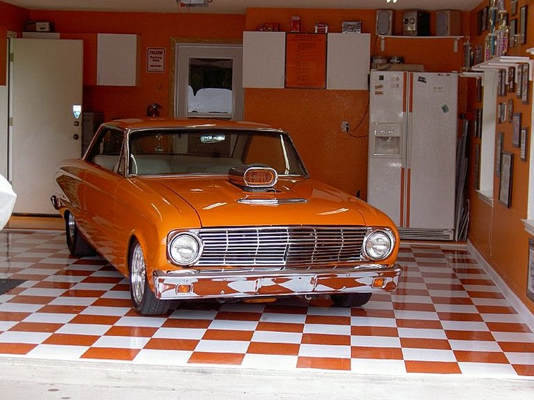 1963-1/2 Ford Falcon Sprint