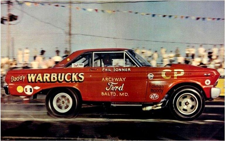 1965 Ford Falcon Funny Car