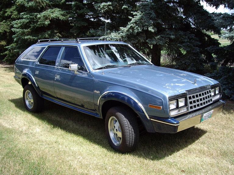 1983 AMC Eagle
