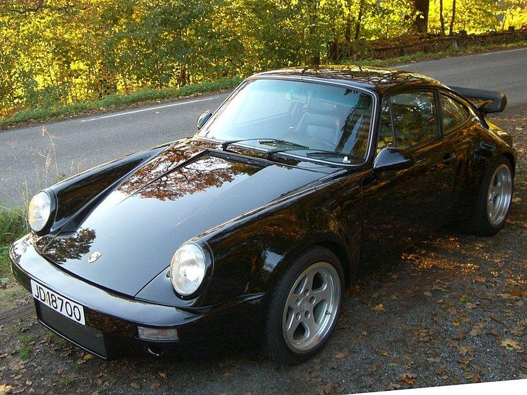 1976 Porsche SC