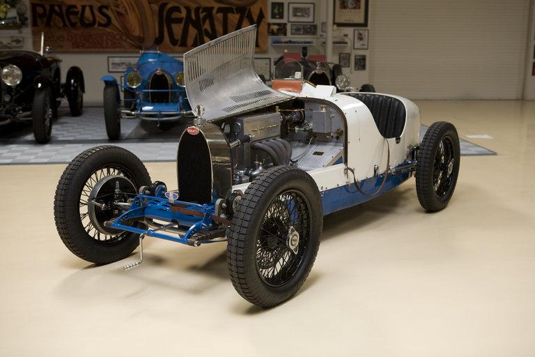jay leno 39 s garage 1928 bugatti type 37a photo 325416. Black Bedroom Furniture Sets. Home Design Ideas