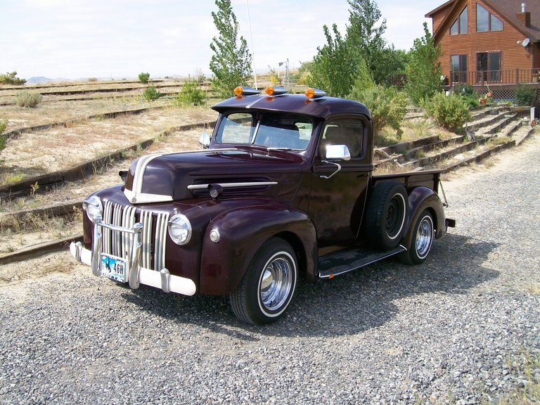 1946 - Ford, Pickup