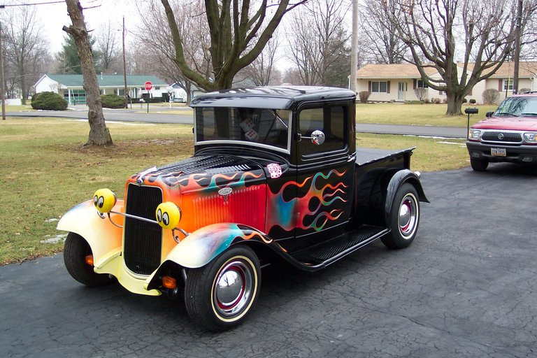 1934 - ford, pickup