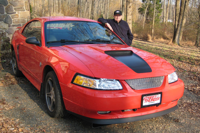 1999 - Ford Mustang GT, 35th Anniversary Edition